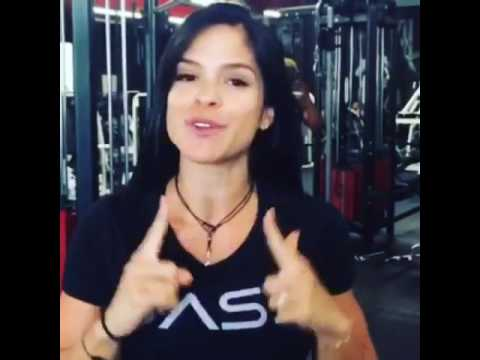Michelle Lewin will be at Dubai Fitness Expo