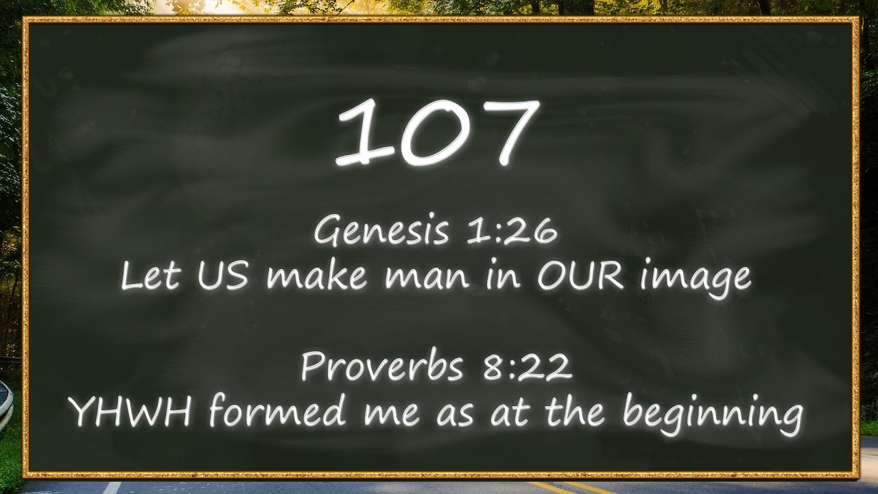 Faqs Jesus Isn T God 107 Genesis 1 26 Let Us Make Man In