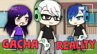 The Gacha Tuber Reality Show Challenge! | Gacha Mike Reaction
