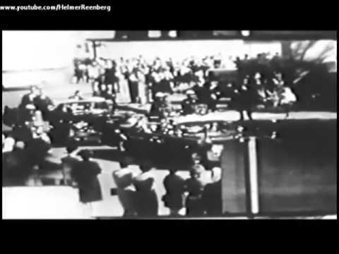 United States Secret Service reenactment of the assassination of President John F. Kennedy
