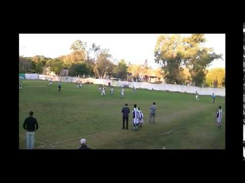 gol de Uribelarrea vs Defensores