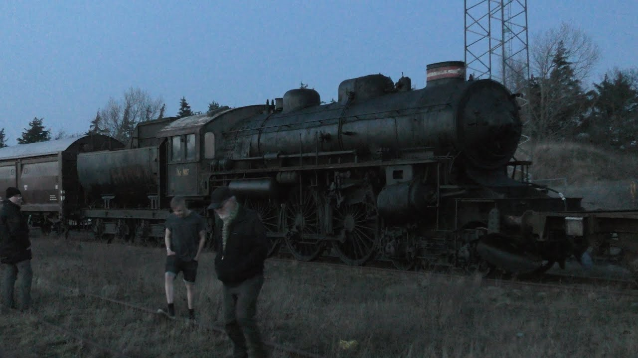 Download Transport av DSB E 987 Bramming-Gedser 7 mars 2020, avsnitt 5