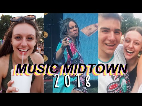 MUSIC MIDTOWN 2018 (Billie Eilish, Post Malone, etc.)