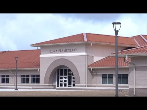 Building Flora Elementary School with Projects by Design