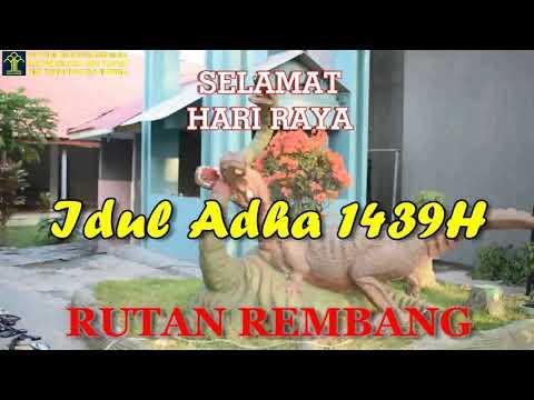 Hari Raya Idul Adha 1439H Rutan Rembang