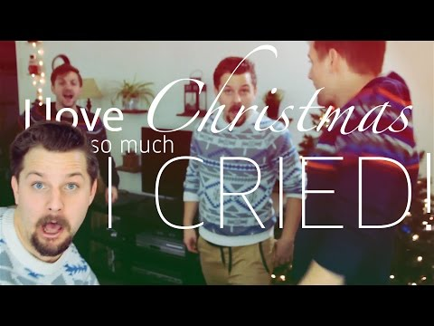 I love Christmas so much I cried | StoryTime w/ TwinSauce