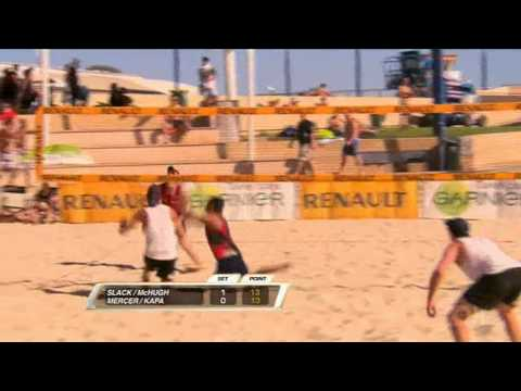 Renault National Beach Volleyball Series 11/12 Ep7 part 3/4