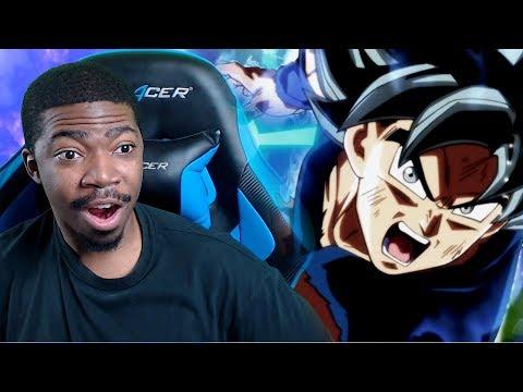 ULTRA INSTINCT GOKU VS. SUPER SAIYAN 2 KEFLA!!! Dragon Ball Super Episode 116 Live Reaction!