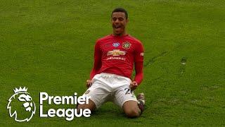 Mason Greenwood's second goal gives Man United 4-2 lead v. Bournemouth   Premier League   NBC Sports