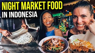 INDONESIAN STREET FOOD - IS IT BETTER THAN FILIPINO STREET FOOD?