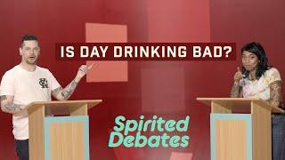 Wife vs Husband: My Husband Should Stop Drinking | Spirited Debates | Cut