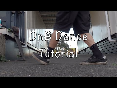 Drum n' Bass Dance Tutorial (DnB Step) | 3 EZ Steps