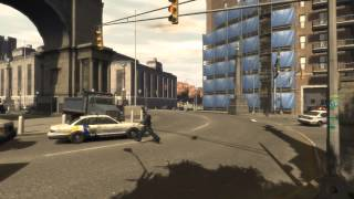GTA IV - Multiplayer LCPD  Montage 3