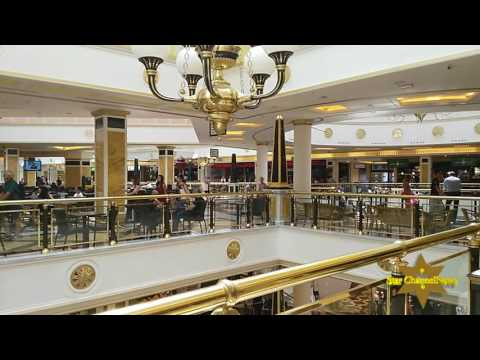 Shopping Mall in Rome - Euroma 2