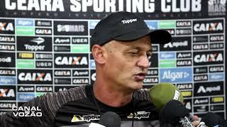 289ef7034d Cruzeiro Esporte Clube  videos .  Série A  18  Coletiva Lisca