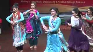 Classical Dance in Islamabad | 农历新年雄鸡庆祝 | Chinese New Year Rooster Celebrations 2017