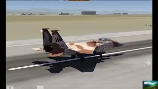 Aerofly 2019 F15 Takeoff (702)