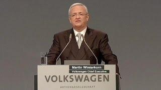 Martin Winterkorn replace Volkswagen sur les rails de son business - corporate