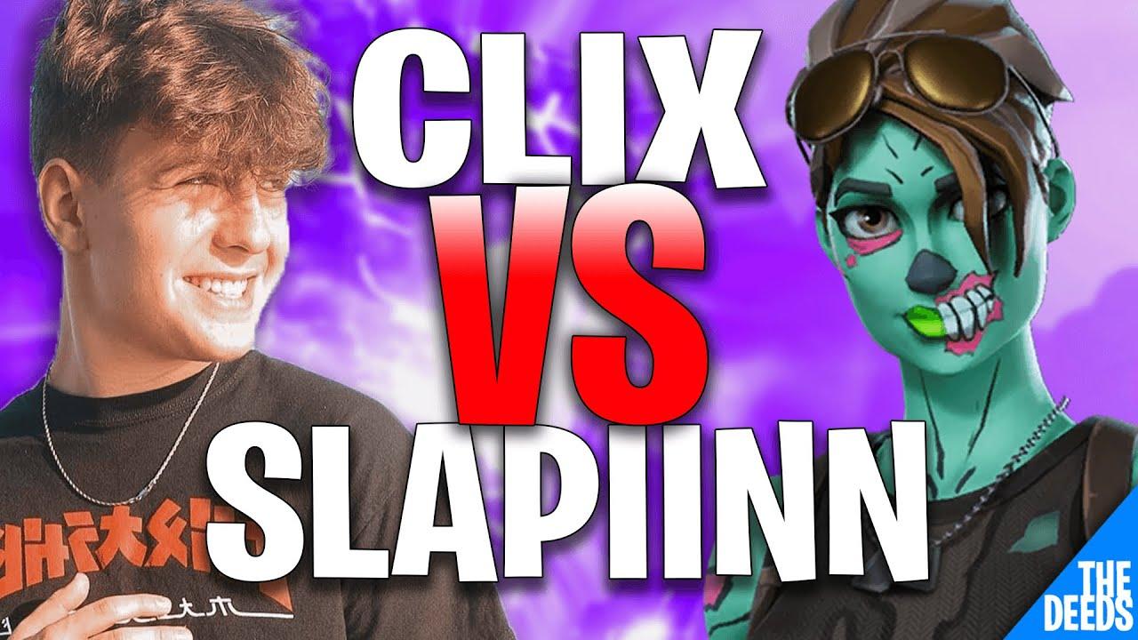 NRG Clix VS Chronic Slap in 2V2 Zone Wars Wager | 2v2 Zone Wars