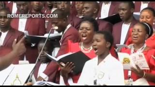 Uganda: A spectacular rendition of Ecce Panis Angelorum
