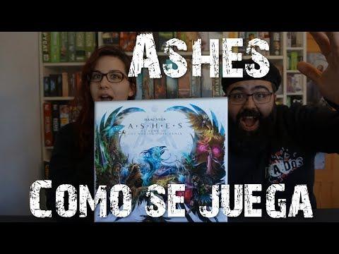 Ashes - Cómo se juega (y selección prioritaria) - EDGE