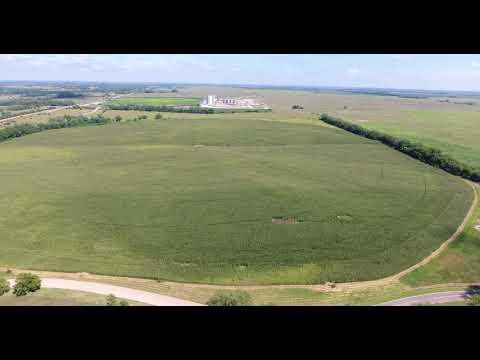 Nebraska solar eclipse scouting the area for tomorrow's film(1)