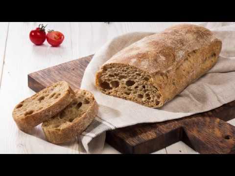 Хлеб чиабатта ржаной — 2