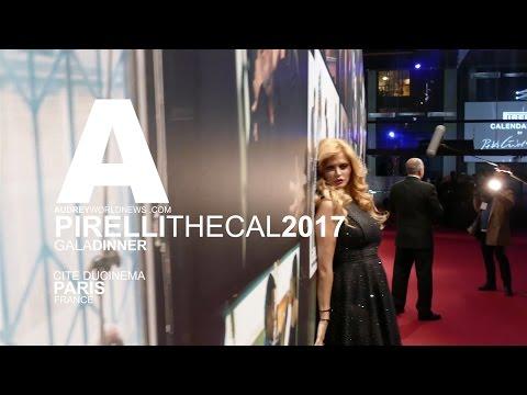 Pirelli the cal 2017 paris cite du cinema