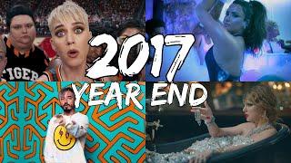 Pop Songs World 2017 | Year - End Mashup