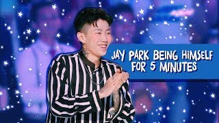 5 MINUTES OF JAY PARK BEING HIMSELF
