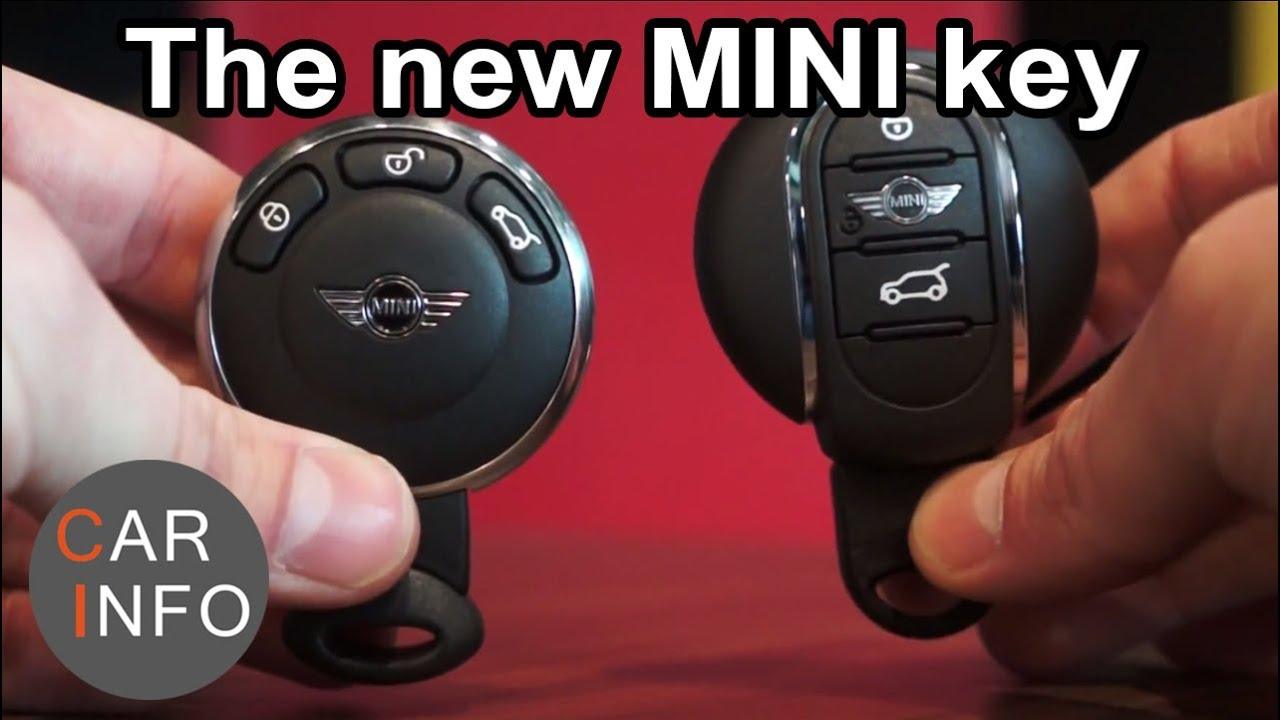 new mini key 2014 youtube