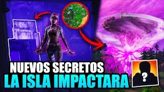 THE CUBE (THE ISLAND) IMPACT IN LORDOFY OF THE SAL *FILTRATE* NEW SECRETS . . . . . . . . . . . . . . . . . . . . . . . . . . . . . . . . . . . . . . . . . . . . . . . . . . FORTNITE BATTLE ROYALE