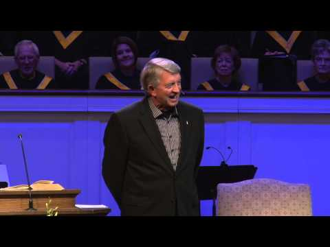 Sermon - November 10, 2013 - Overcoming Greed