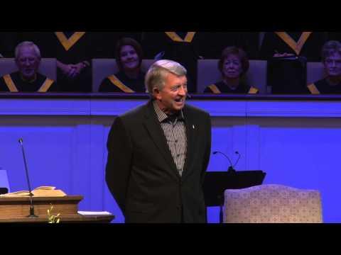 Sermon - November 10, 2013 - Overcoming Greed