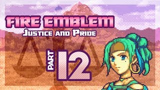 """Part 12: Let's Play Fire Emblem, Justice & Pride, Reverse Mode, Chapter 9 - """"Finally Punished"""""""