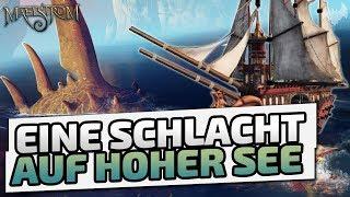 Eine Schlacht auf hoher See - ♠ Maelstrom #001 ♠ - Deutsch German - Dhalucard