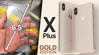 iPhone X Plus LEAKS! Gold Color, Specs & Nokia 8810 Returns!