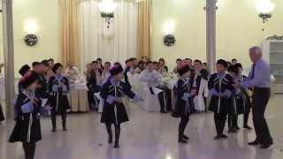 Танец терских казаков