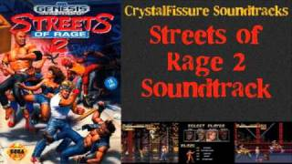 Streets of Rage 2 Soundtrack - Intro (S.O.R. Super Mix)