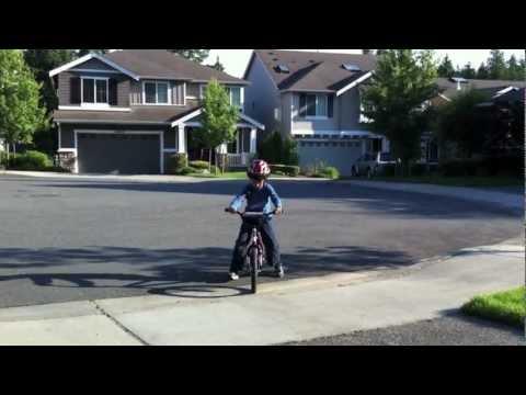 Learn To Ride Bike In Simple Steps