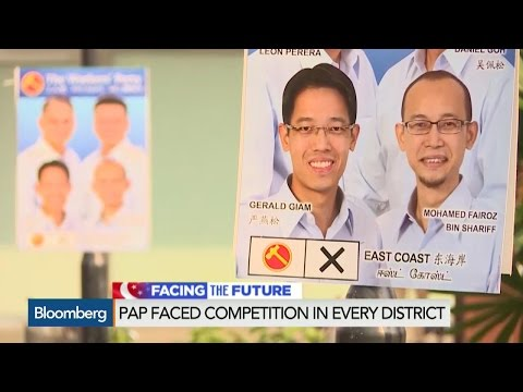 Singapore's Election: What Did the PAP Do Right?