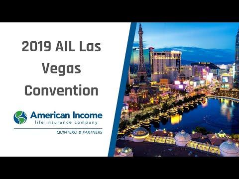 2019 American Income Life Las Vegas Convention - Quintero & Partners Official Video.