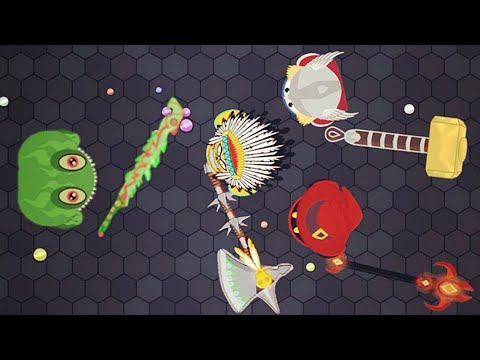 EvoWars.io Game y8 - Alien Chấp Cả Thế Giới, Level 14 Solo Các Level Từ 15 Đến 20