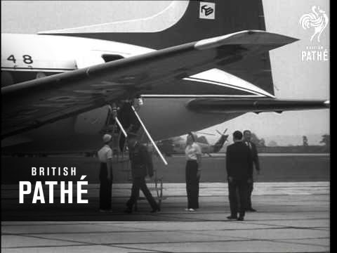 Duke Of Edinburgh Visits Fleet Air Arm - Yeovilton (1964)