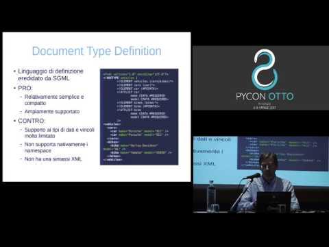 Image from Validazione e decodifica di file XML con Python