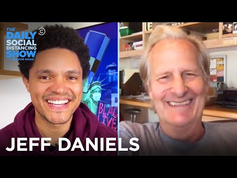 Jeff Daniels - Who Is James Comey? | The Daily Social Distancing Show