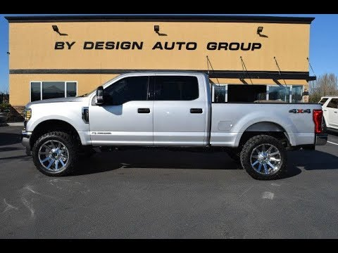 2018 Ford F-250 Super Duty *Diesel* - By Design Auto Group