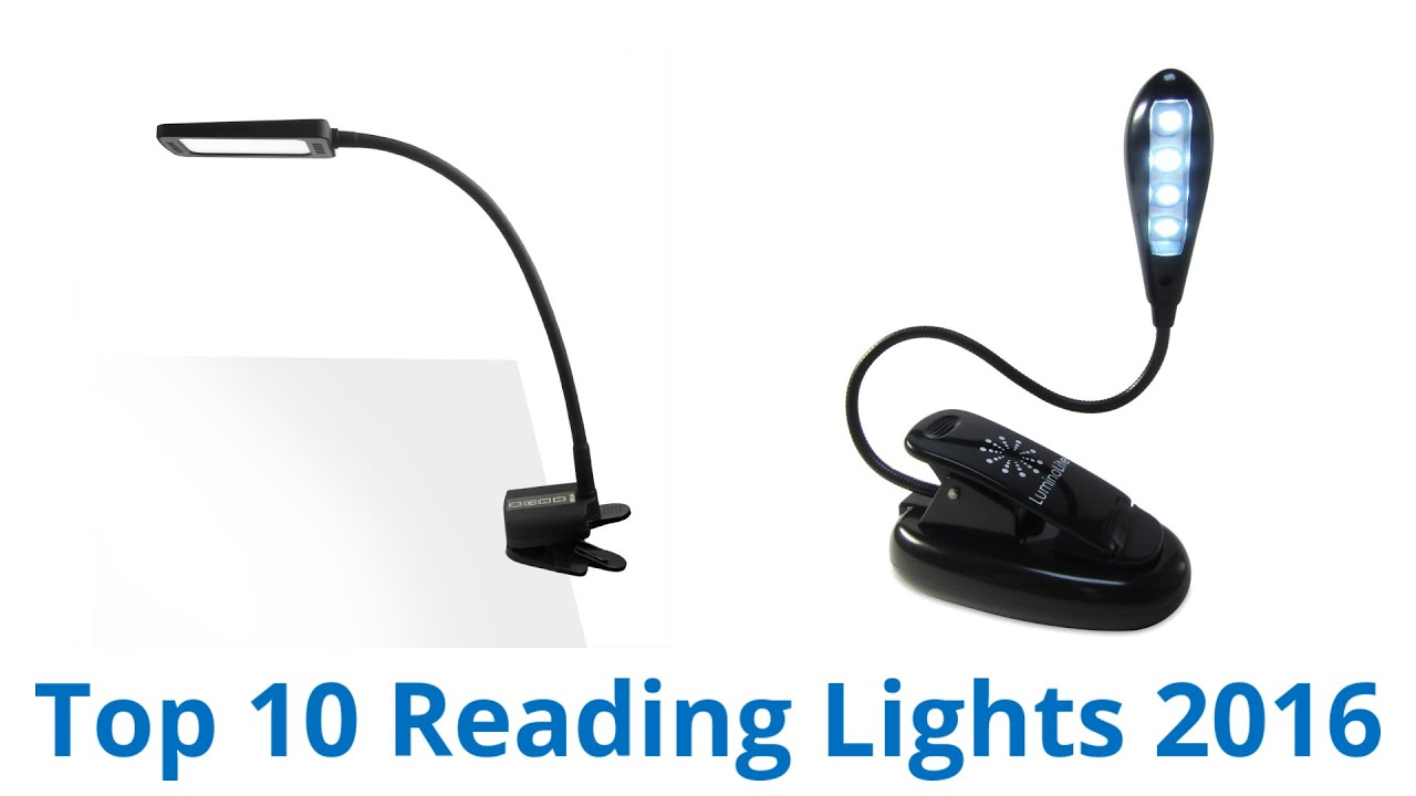 10 Best Reading Lights 2016 You