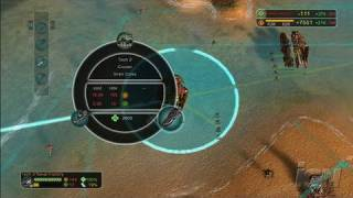 Supreme Commander Xbox 360 Gameplay - Wheel Commands (HD)