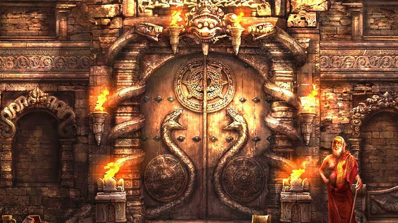 Download इस मंदिर में अभी कितना खजाना छिपा है  Mystery behind Padmanabhaswamy Temple's seventh vault?